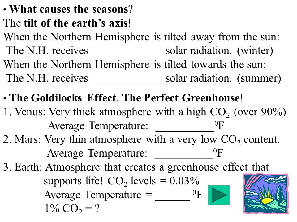 What are the possible consequences of a warmer climate.