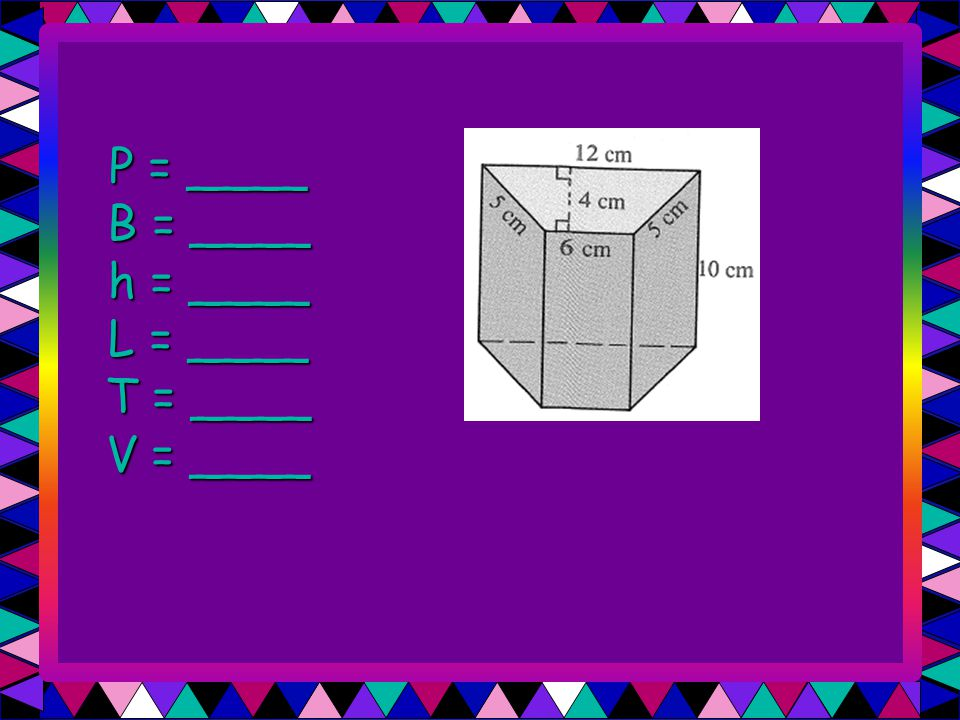 Volume & Surface Area of SPHERES