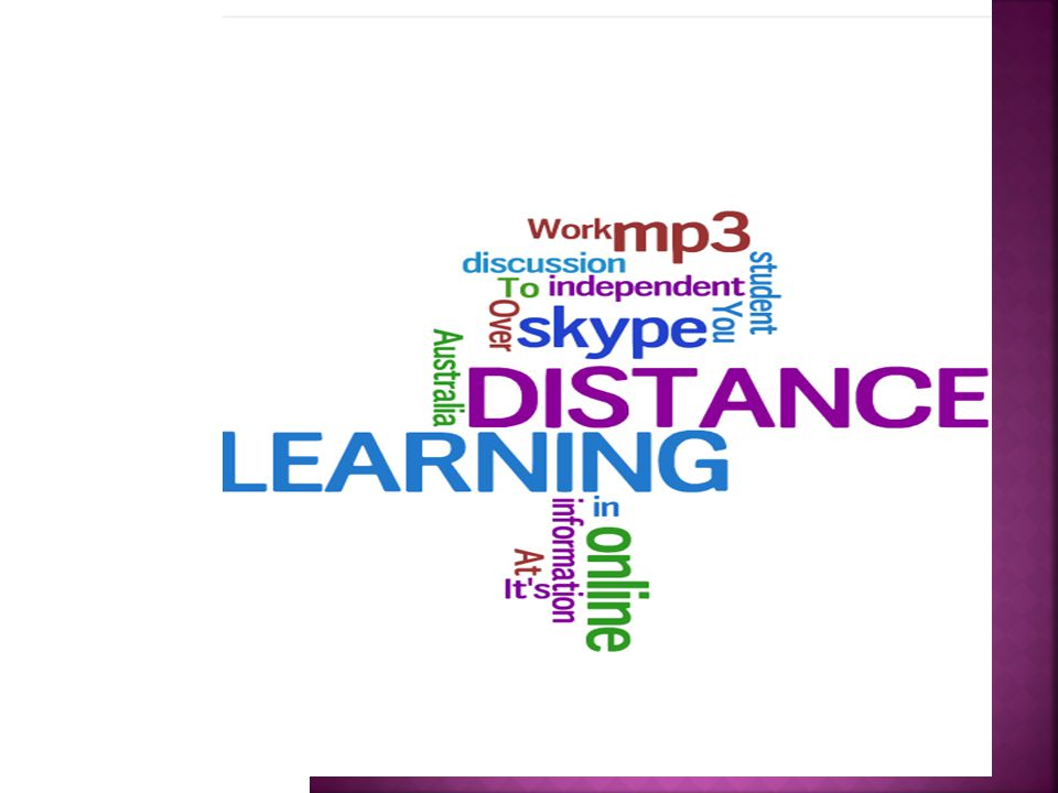  Distance Learning is delivered across all 9 sites in AMES.