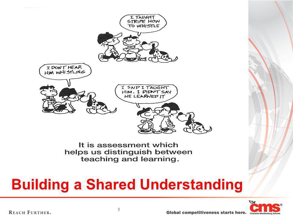 8 Building a Shared Understanding