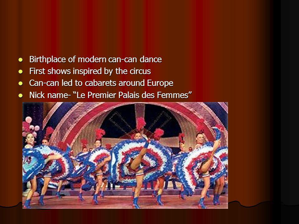Mistinguett most famous performer Mistinguett most famous performer Originator of Ca c est Paris, la Revue Mistinguett, and Paris qui tourne. These were some of the most famous shows at Moulin Rouge Originator of Ca c est Paris, la Revue Mistinguett, and Paris qui tourne. These were some of the most famous shows at Moulin Rouge Retired in 1924 Retired in 1924
