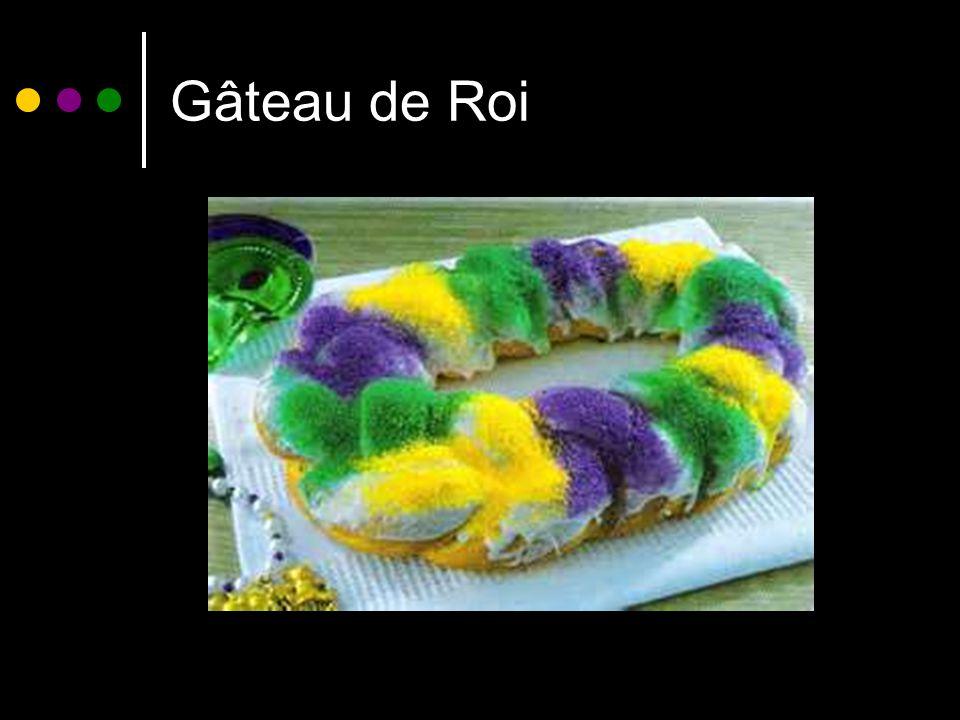 Gâteau de Roi