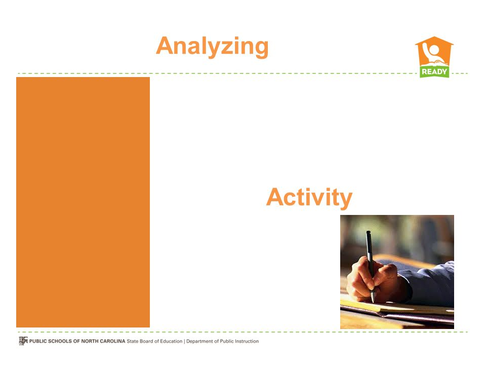 Analyzing Activity