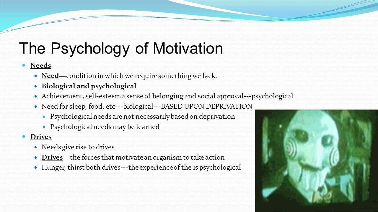 The Five Factor Modal