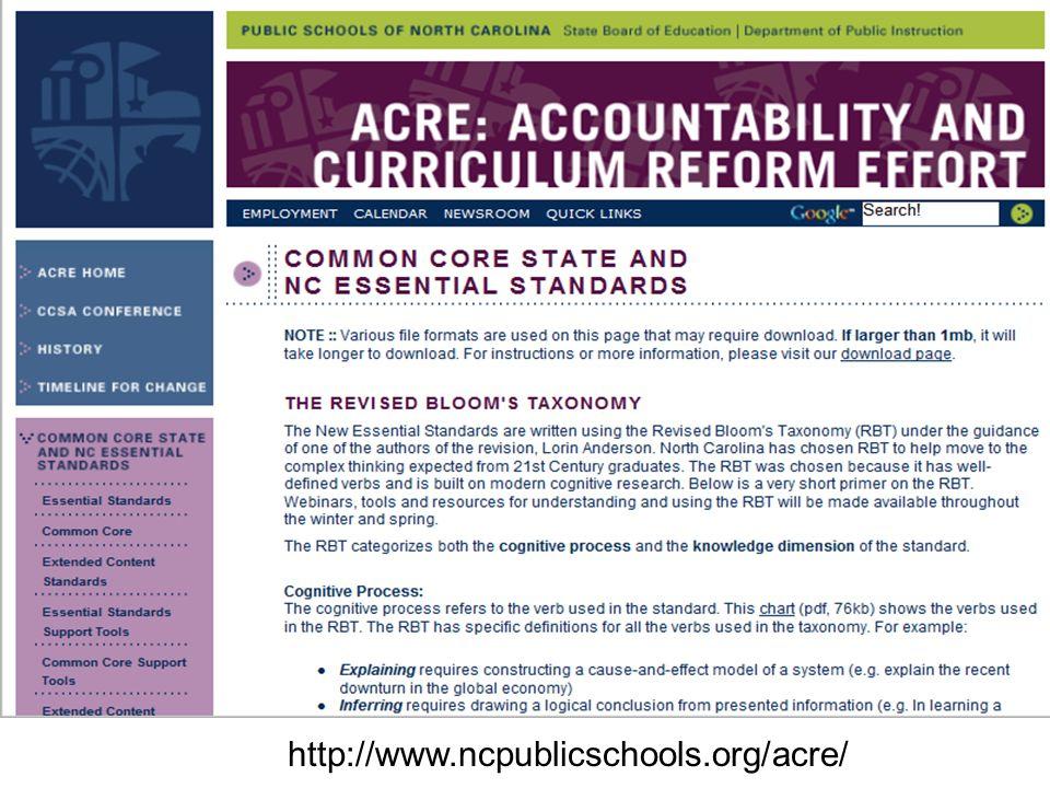 http://www.ncpublicschools.org/acre/
