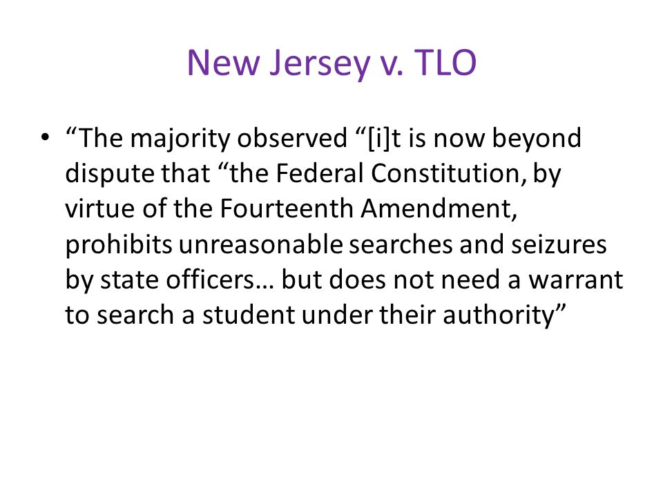 New Jersey v.