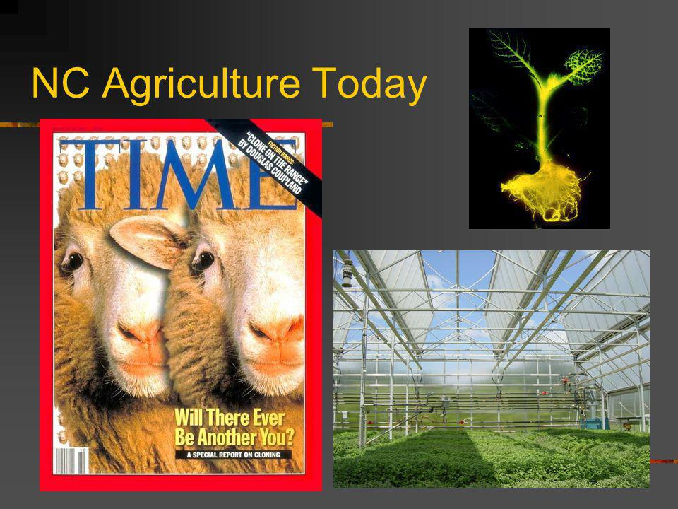 NC Agriculture Today