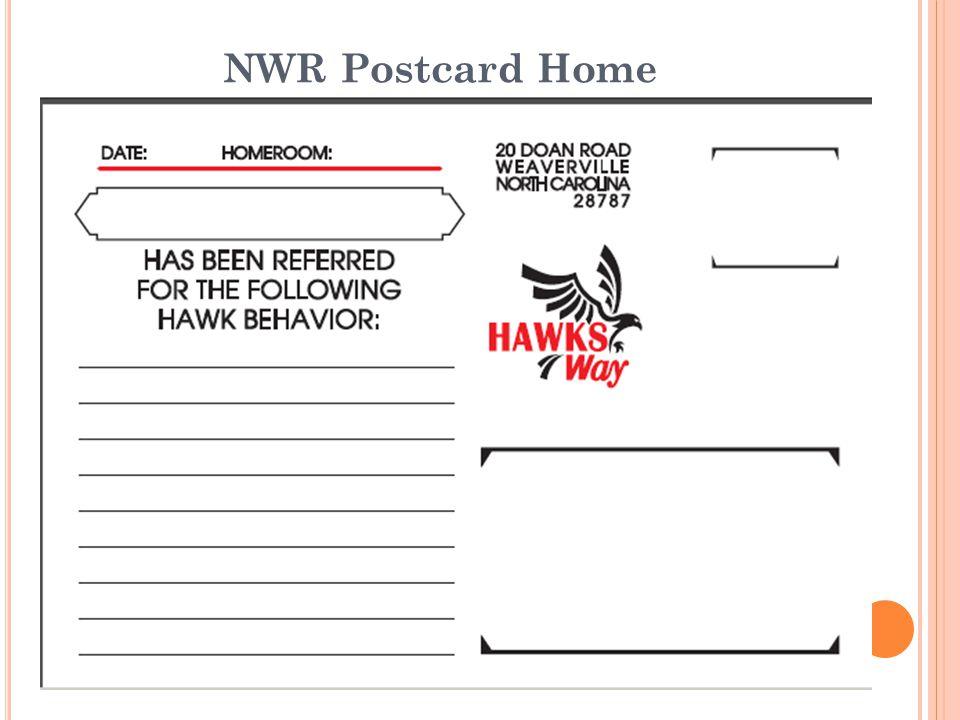 NWR Postcard Home