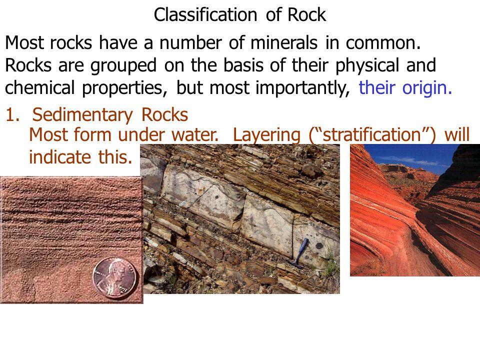 Intrusive Igneous Rocks granite