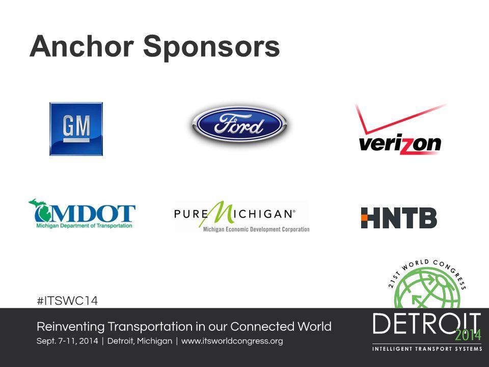 Anchor Sponsors
