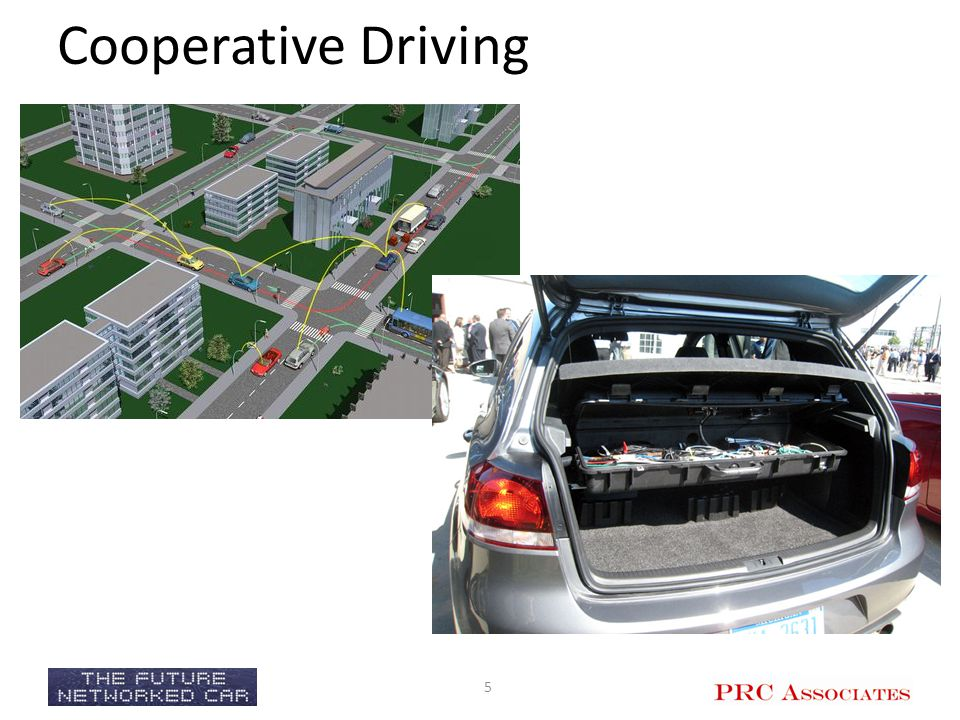 Cooperative Driving 5