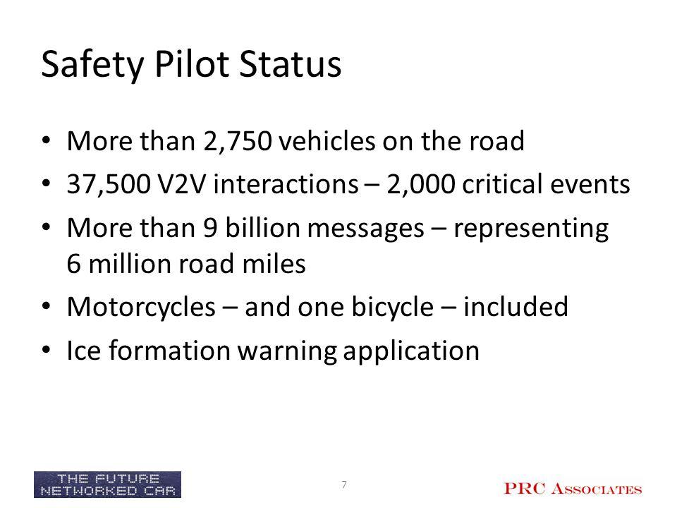 University of Michigan Mobility Transformation Center 8