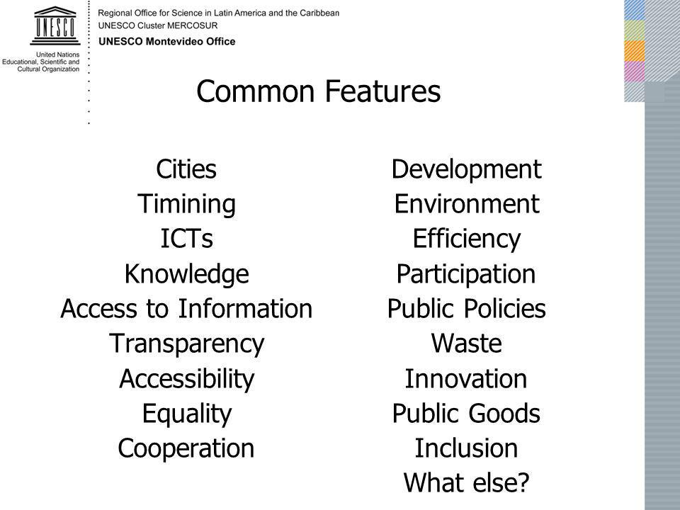 E-government Smart Cities-Driven Policies: a few examples for discussion