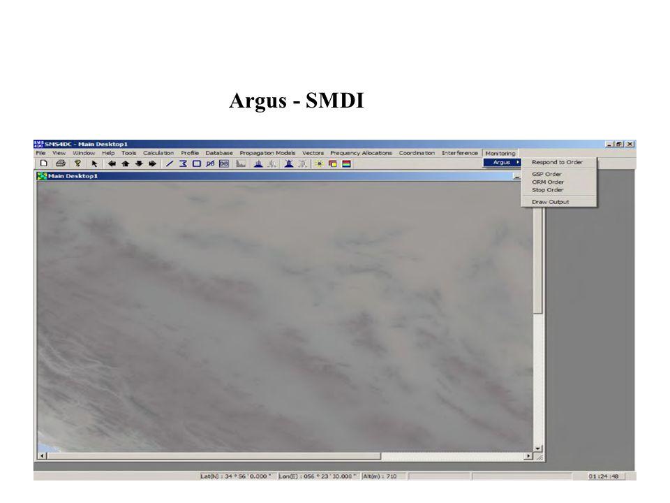 Argus - SMDI