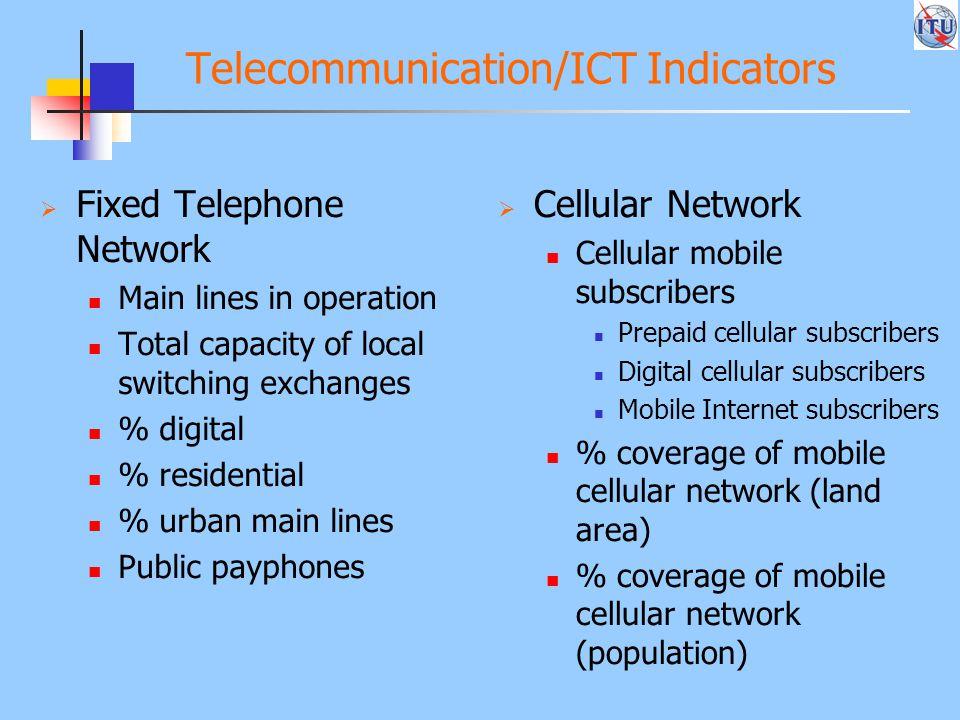 General ICT indicators Radio 86 million sets 29 per 100 people Television 67 million sets 23 per 100 people Internet 7.8 million users 2.6 per 100 people Daily Newspaper 8.7 million in circulation 3.2 per 100 people Arab States Profile, 2002
