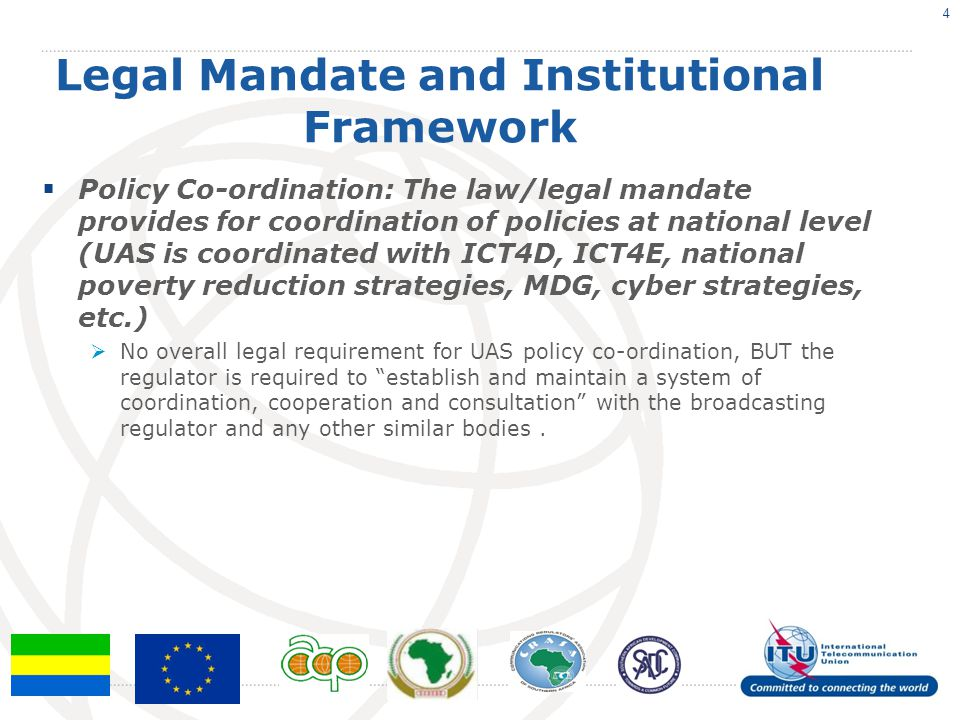 Consumer Policy (2)  Scope: consumer protection requirements exist in respect of all relevant services (fixed, mobile, Internet, broadband, broadcasting);  There is no requirement in the 2005 Consumer Protection Regulations for operators to inform consumers of their rights, although they are required to notify customers about the availability of consumer complaint procedures .