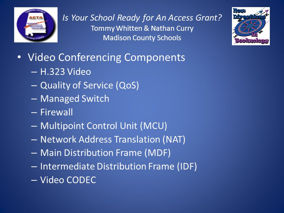 Is Your School Ready for An Access Grant.