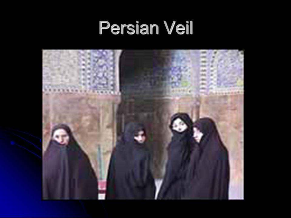 Persian Veil