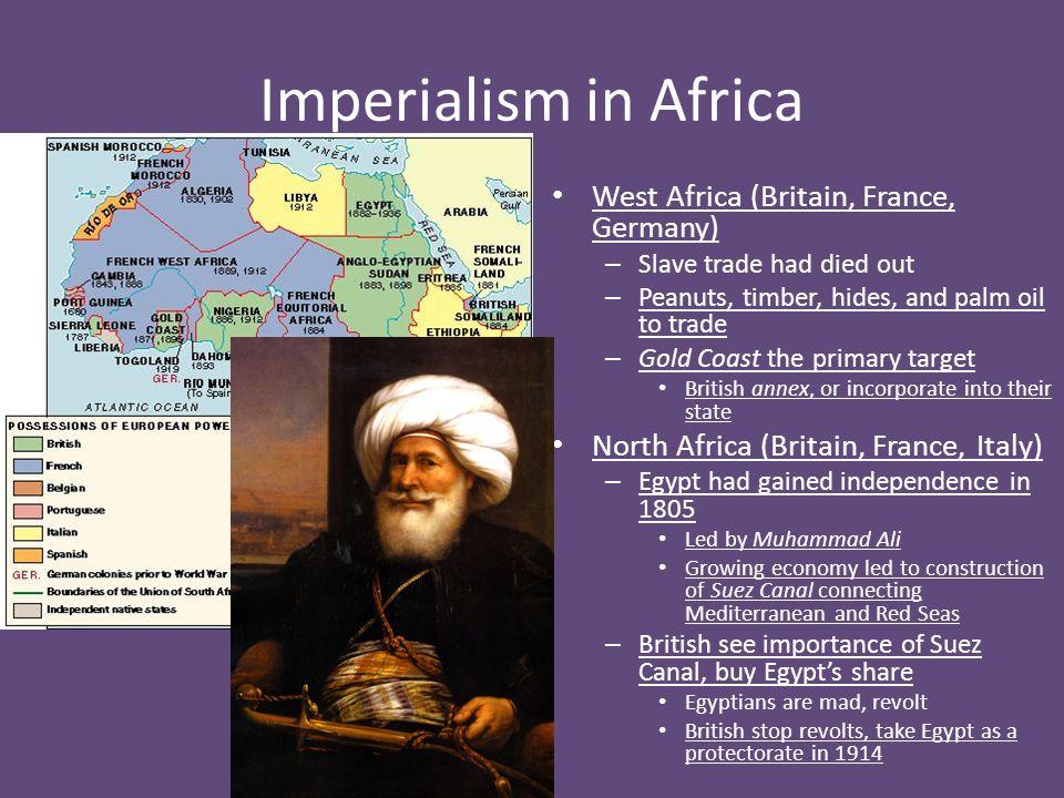Exit Slip Define imperialism Describe the Sepoy Mutiny