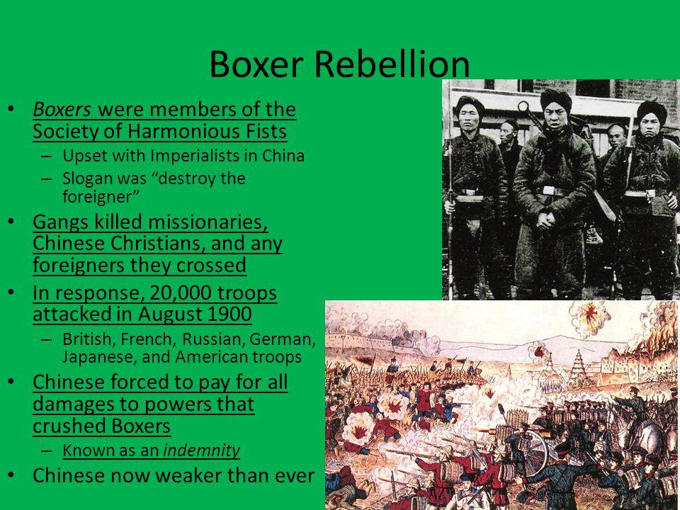 Change in China… Change.