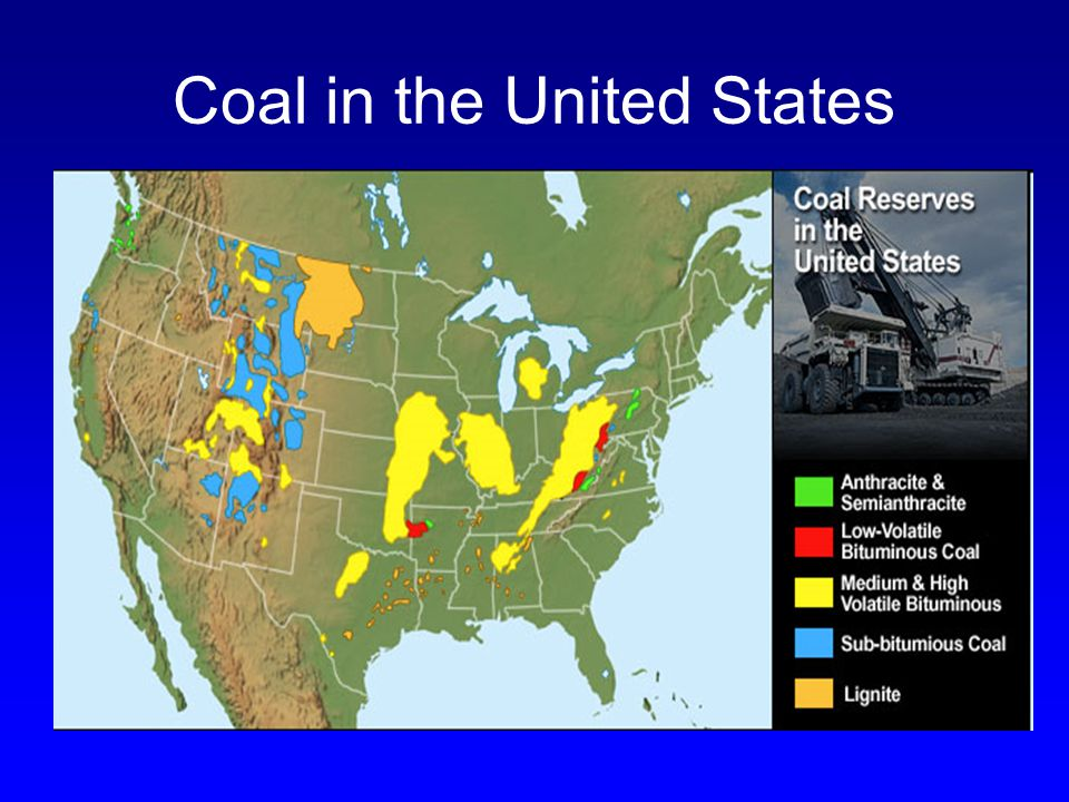 Coal in the United States