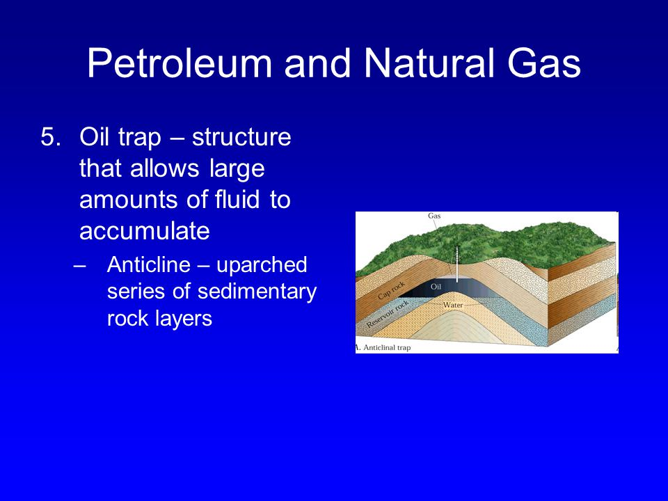 Tar Sands Tar sands – mixtures of clay and sand combined with water and black tar –Can be refined into oil –Disadvantages: Causes huge land disturbance Requires large amounts of water Contaminated water and sediment accumulate in toxic disposal ponds