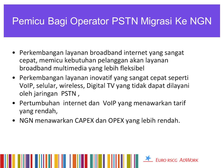 Pemicu Bagi Operator PSTN Migrasi Ke NGN