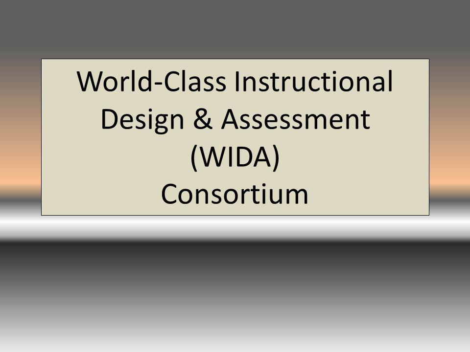 World-Class Instructional Design & Assessment (WIDA) Consortium