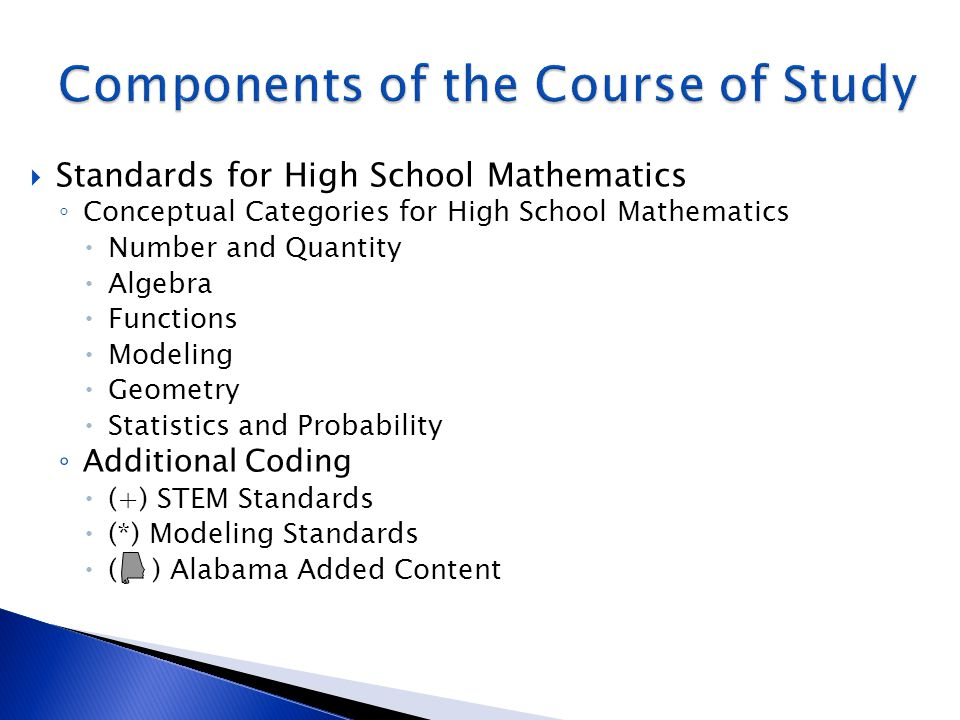  Consider and use available tools  Make sound decisions about when different tools might be helpful  Identify relevant external mathematical resources  Use technological tools to explore and deepen conceptual understandings