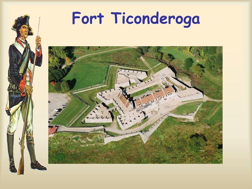 Fort Ticonderoga Fort Ticonderoga