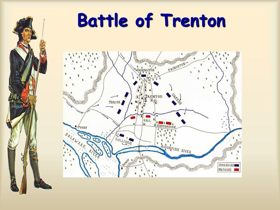 Battle of Trenton Battle of Trenton