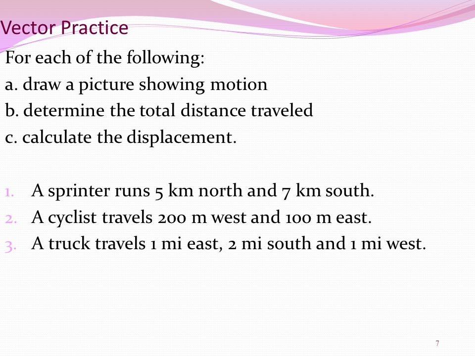 Motion Review 2 Write the Q and A 1.What does a negative and positive velocity mean.