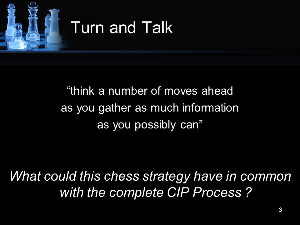 CIP Basics What Does CIP Success Look Like? 24