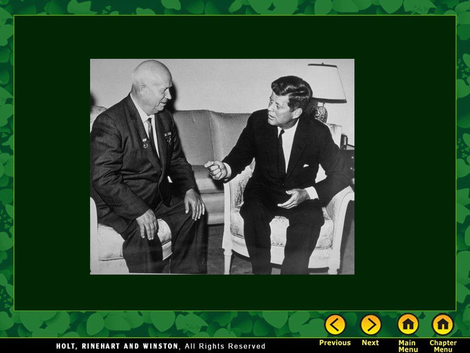 Kennedy's Election John F.