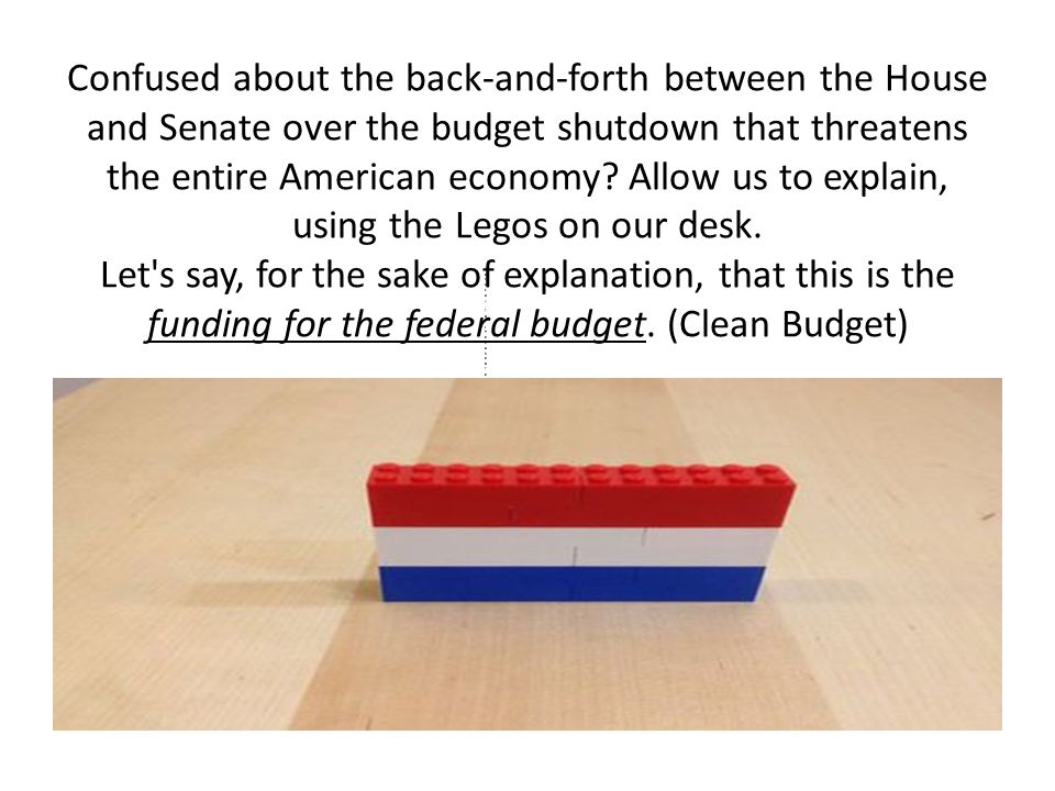 This seemed smart politically: make the Senate say no to things people loved.
