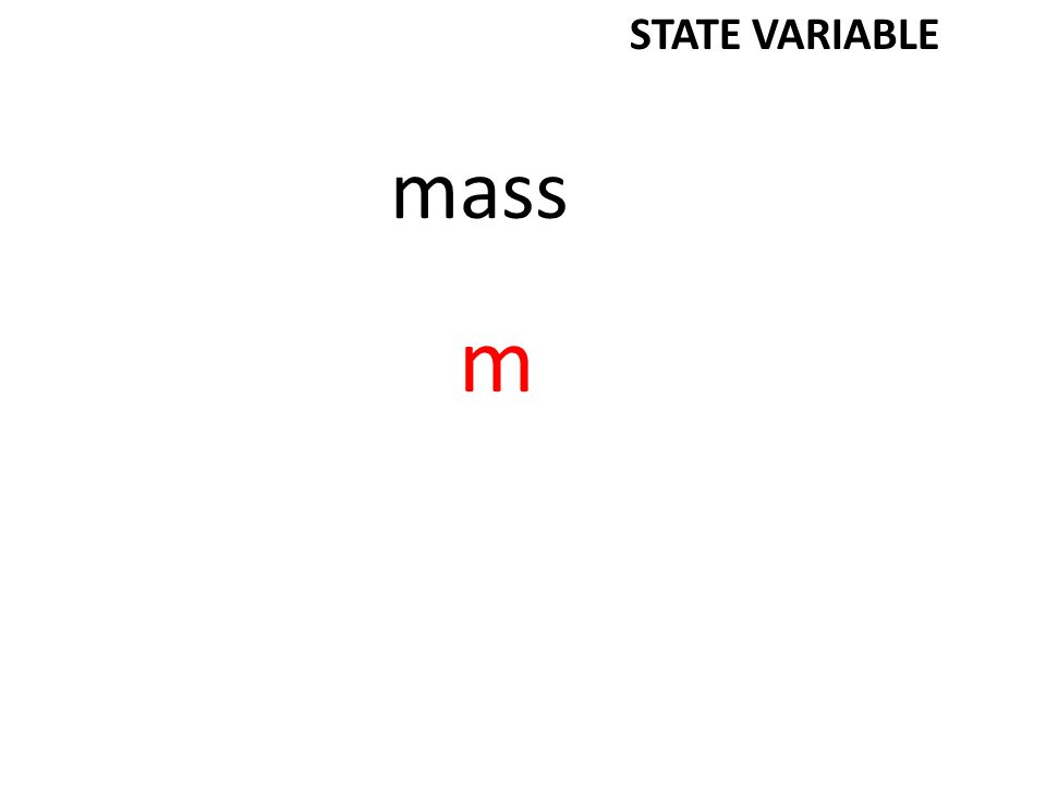 Electrostatic force FeFe STATE VARIABLE