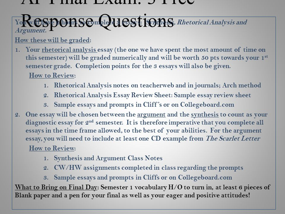Language and Composition AP Exam AP Exam, including Multiple Choice excerpts and Free Response excerpts is entirely made up of Non-Fiction texts.