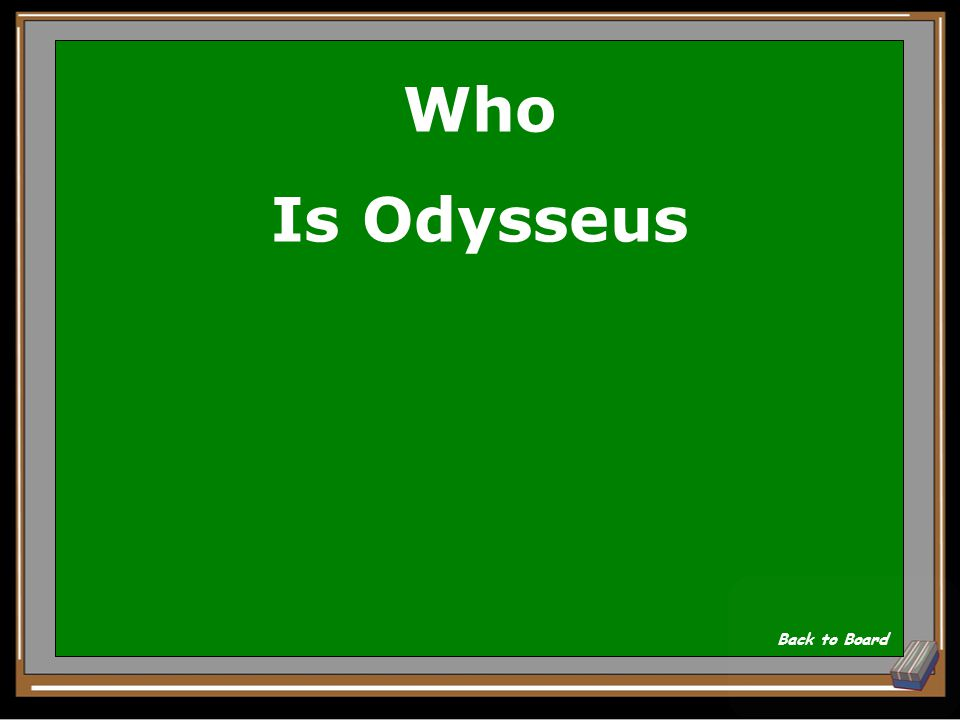 The book The Odyssey Is named after Whose exploits Show Answer