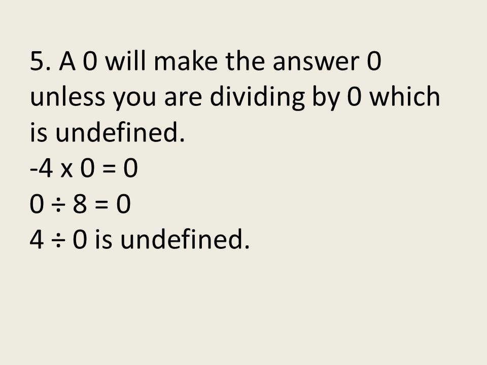 4 x -8 = - 32 -8 x -8 = 64 (-48)÷ 6 = ˉ8 2 x 2 x ˉ2 x (ˉ2) = 16