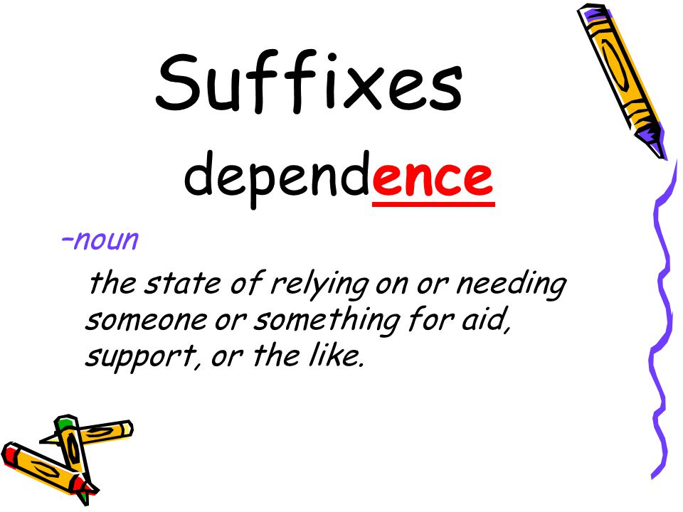 Suffixes -ity, -ty degree of acidity