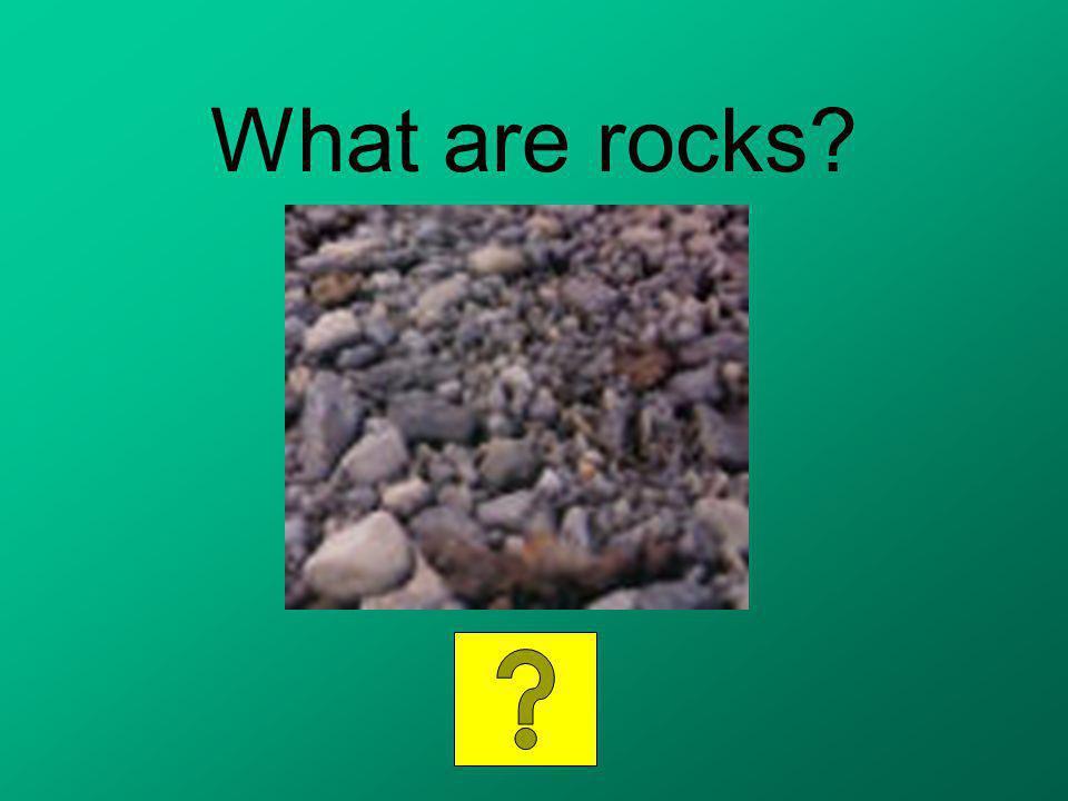 Uses of Minerals Quartz makes glass. Diamonds make jewelry.