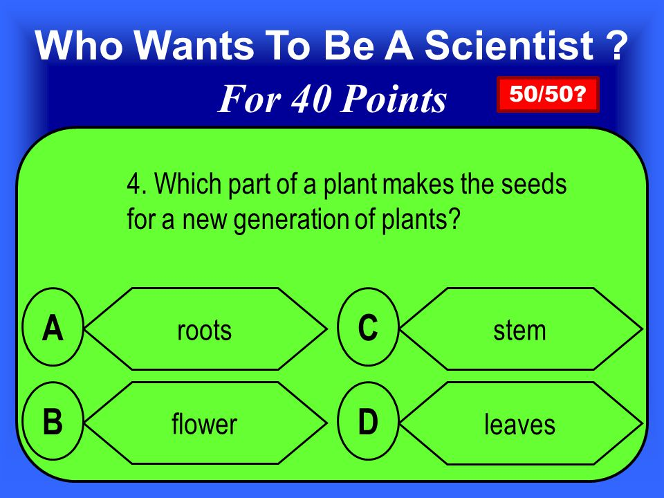 Answer 3. is stem A Add 30 points for a correct answer