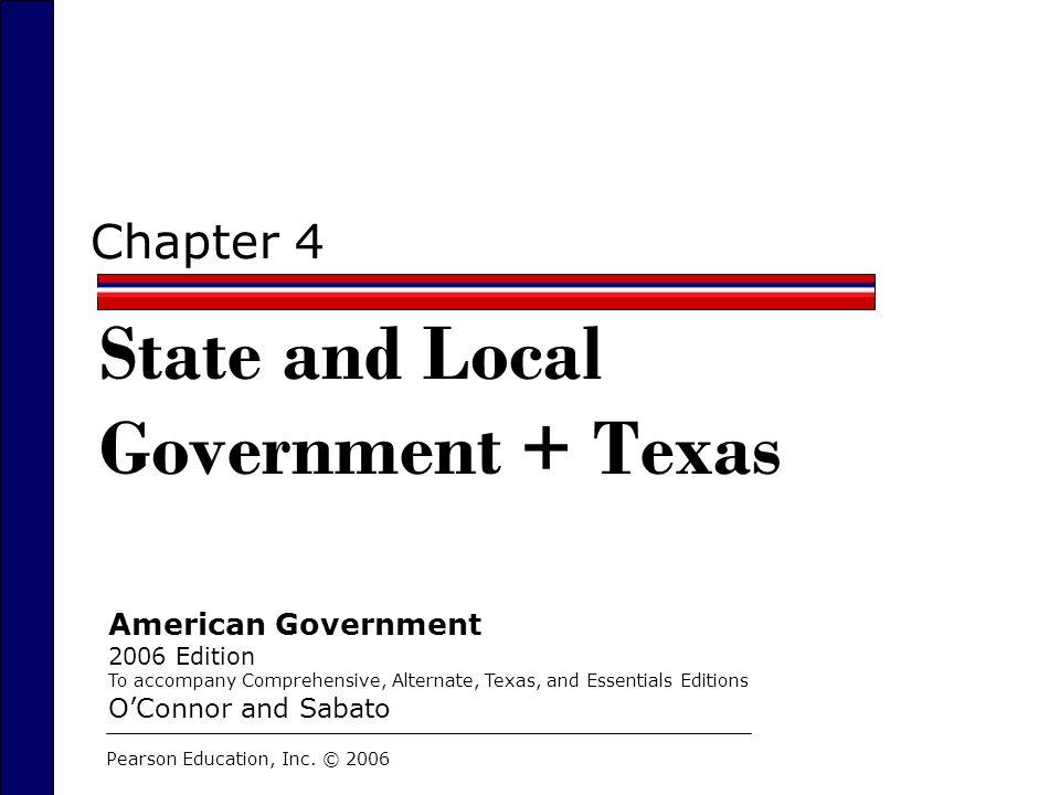 Pearson Education, Inc. © 2006 Insert Figure 4.2 here