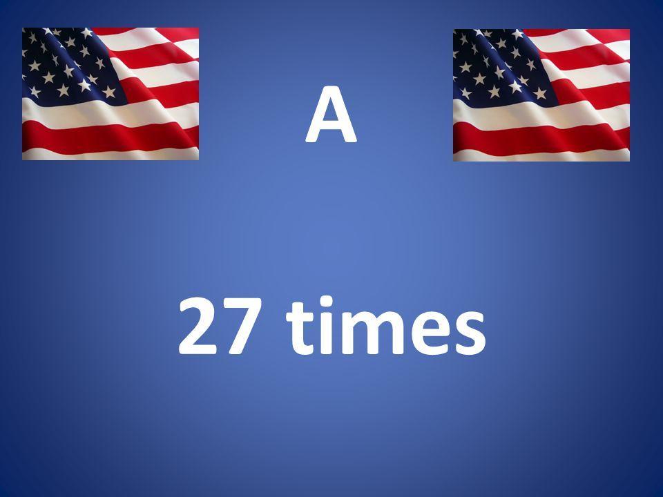 A 27 times