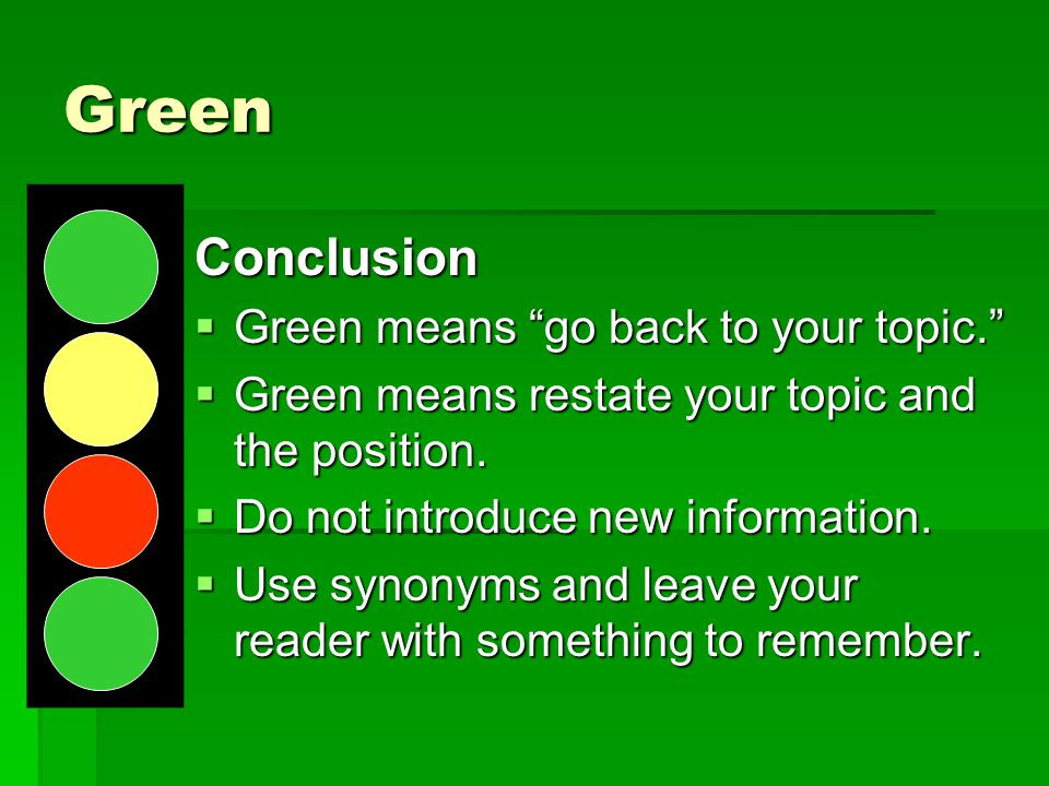 Change font color for the Greens, Yellows, and Reds #3 While homework is sometimes annoying, it is a necessity for all middle school students.