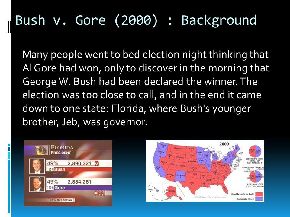 Bush v.