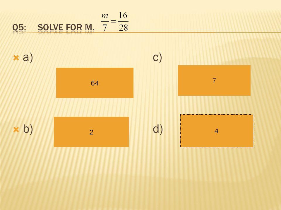  a)c)  b)d) 12 3 5 4