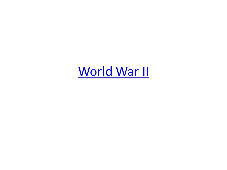 The Axis Powers Advance Axis Powers – Germany, Italy, Japan Allied Powers – Great Britain, France Later joined by China, Soviet Union, United States