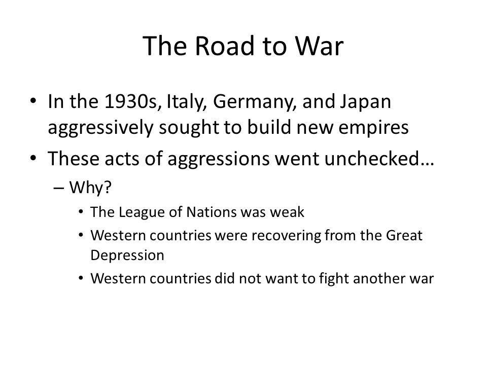Turning Points of the War The Axis powers won quick victories early, but there were several events after 1940 that served as turning points in the war – The Entry of the US (1941) – Battle of Stalingrad (1942-1943) – Invasion of Normandy (1944)