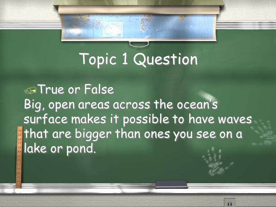 Challenge Question Topic 11